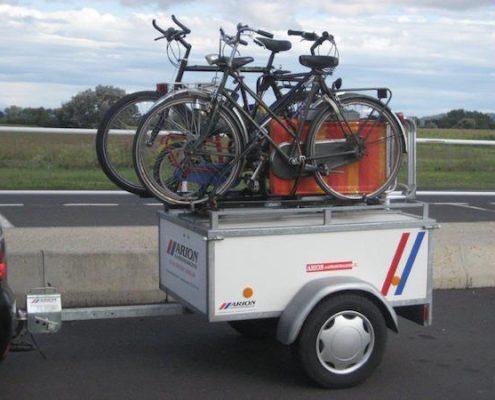 geremde bagagewagen huren